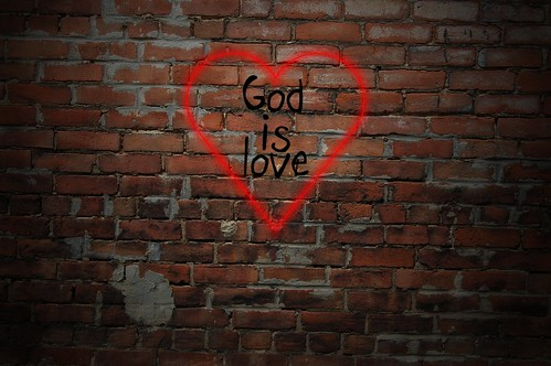 God is love - christian wallpaper desktop background