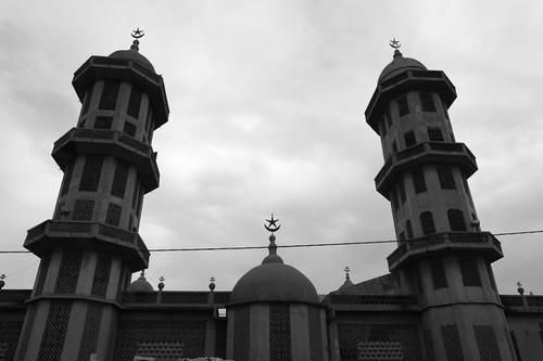 Grande mosque. Ouagadougou, Burkina Faso.