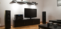 The Setup. (kniffs) Tags: hk amp audio hifi homecinema harmankardon 9936 xtz