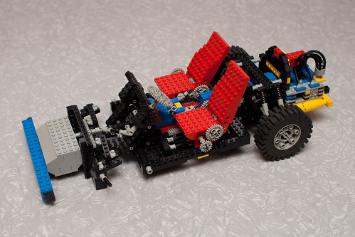 Lego Car Chassis (8860)