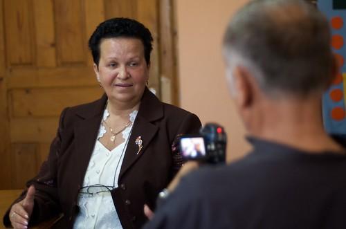 Constantin Interviews Olga