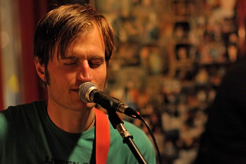 Folk Club Jena presents Mathew James White