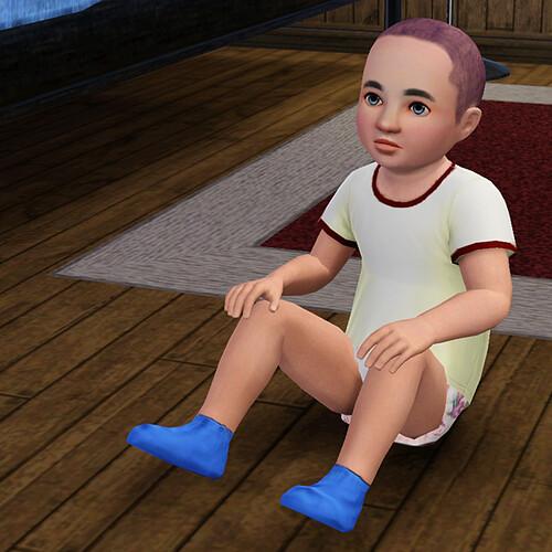 James grows to a toddler