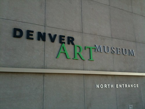 Denver Art Museum by LauraMoncur from Flickr
