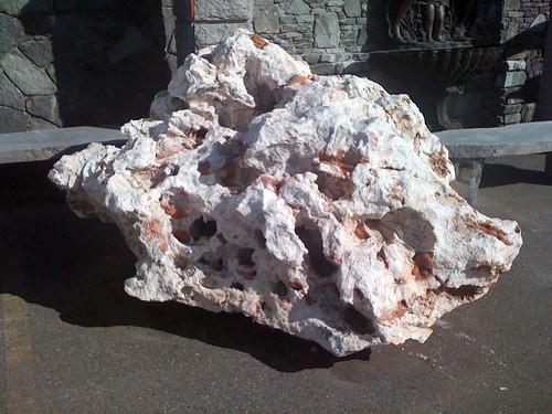 Meteorite for your garden