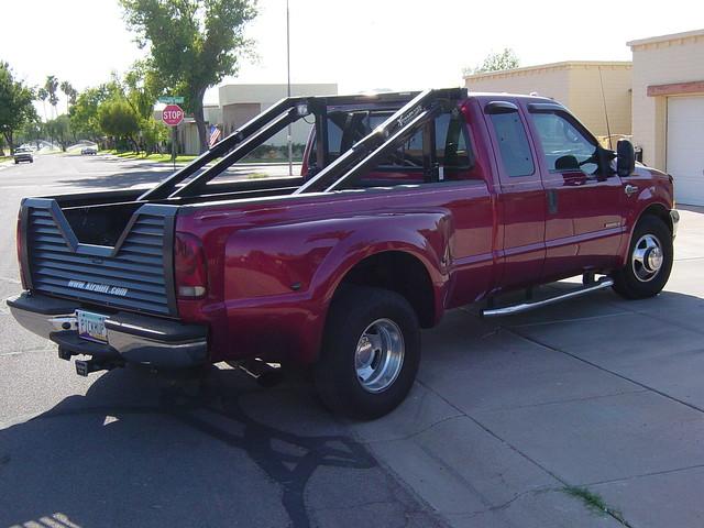 arizona ford bike truck chopper lift transport stellar harleydavidson motorcycle trailer refuse custom sales industries f350 xtra bagger dually mfg dadee