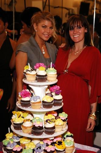 Photo c/o Cupcakery, Las Vegas: Fergie Cupcakes