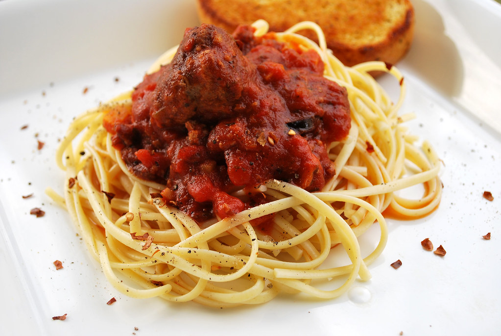 SE Spaghetti Meatballs
