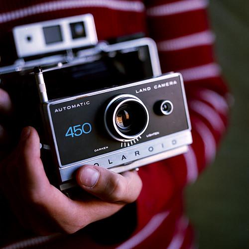 Land Camera 450