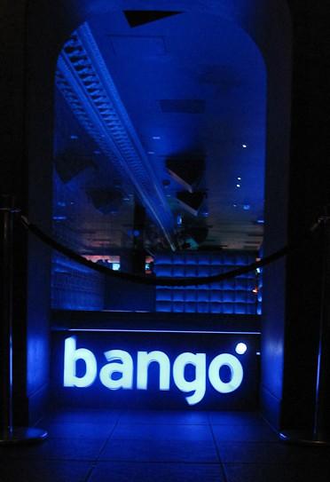 Bango Sign