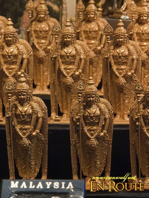 Batu Caves Statue Souvenirs