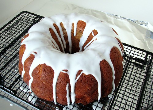 Apple-Cinnamon Bundt Cake | Tracey's Culinary Adventures