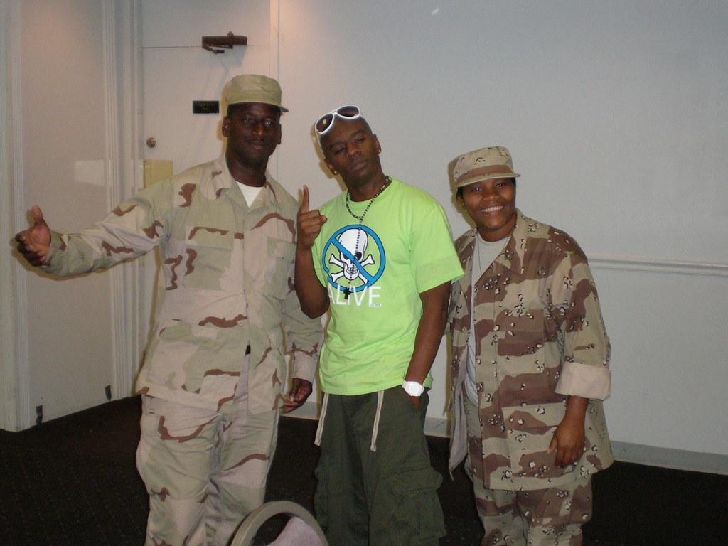 Me And Pastors James & Sheila Ashley