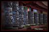RUEDAS DE ORACION (DIAZ-GALIANO) Tags: españa canon buda templo cataluña 30d budismo diazgaliano