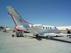 Our Embraer Phenom 100 Airplane
