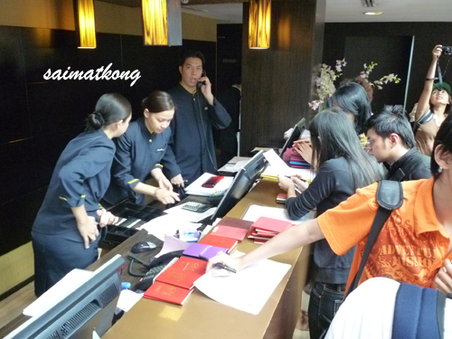 Check in Link Hotel - Singapore