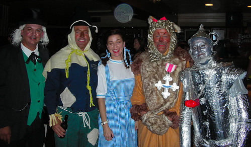 Dorothy and her Posse