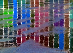 (guzmania*) Tags: reflexions colorphotoaward mirrorser superstarthebest doublyniceshot tripleniceshot
