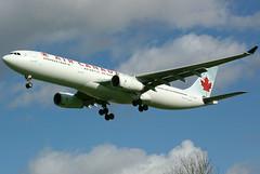 C-GHLM / Airbus A330-343E / 419 / Air Canada (A.J. Carroll (Thanks for 1 million views!)) Tags: cghlm airbus a330343e 419 air canada aircanada london heathrow lhr egll a330300e a330300 a333 a330 330 333 staralliance abacusten pqks c0584f 27l