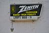 "Zenith ""High Fidelity"" Sign - Lynch, Nebraska (Micheal  Peterson) Tags: old lynch television sign radio vintage tv nebraska ne electronics neb signage 70s zenith"