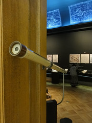 Galileo's Telescope (Namlhots) Tags: ca june tom jack kate graduation olive joe telescope huntingtonlibrary polly pasadena caltech huntingtongardens galileo refractor 2011