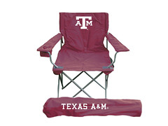 Texas A&M TailGate Folding Camping Chair