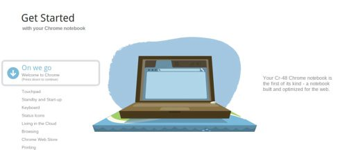 Chromebook Getting Started