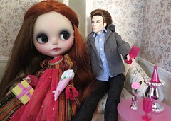 Valentine's Day with Edward and Tabitha