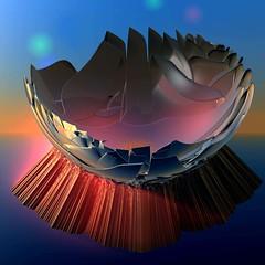 The Other Side (freetoglow (Gloria)) Tags: sensational fractal visualart incendia wowiekazowie eyecandyart krazeekool sharingart awardtree cffaa