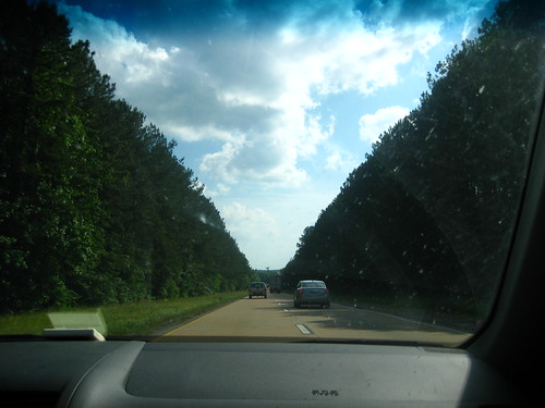 driving thru mississippi