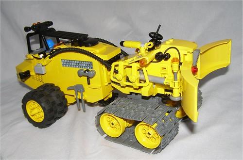 Kataspyder TR33 Heavy Logging Machine