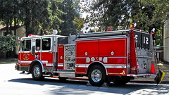 SJS Fire Engine 12 (YFD) Tags: training truck fire fighter 911 sanjose firetruck fireman fireengine sjfd emergency paramedic firedepartment hitech appliance apparatus drill spartan gladiator pumper
