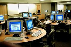 Harvard HGSE Computer Tables