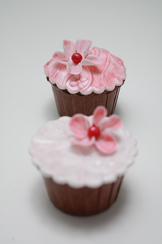Ruby Cupcakes