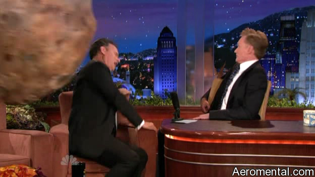 Meteorito Tom Hanks The Tonight Show