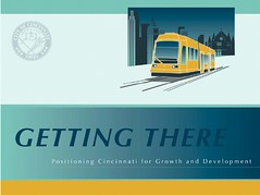 click to view slide show on the Cincinnati streetcar (by: City of Cincinnati)