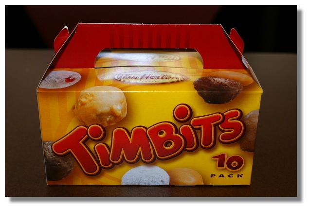 Tim Hortons Timbits