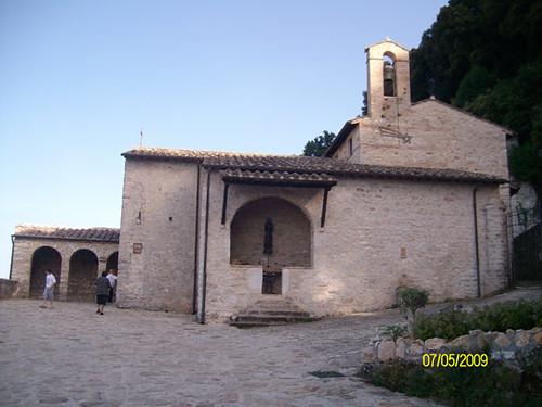Convento inferiore - Santuario dello Speco