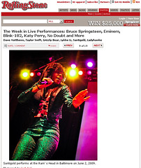santigold photo on rollingstone.com