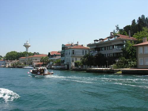 A Boszporusz mentén