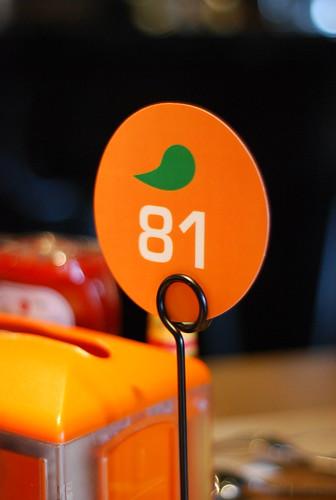 Number 81