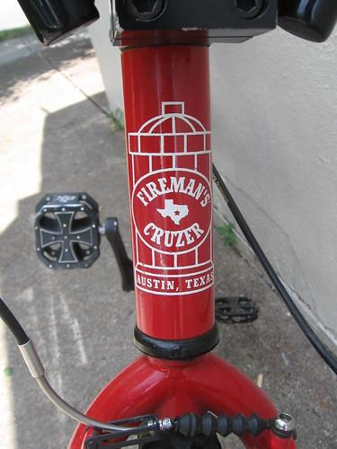 fireman's cruzer