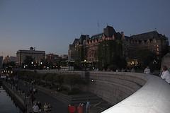 Victoria BC, Empress Hotel