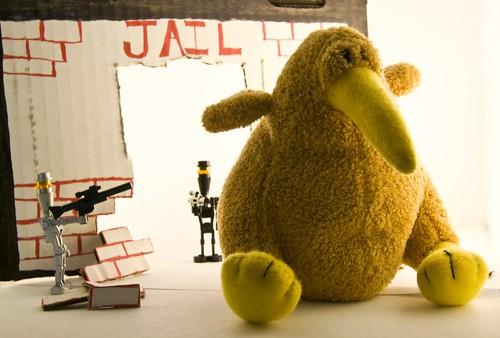 Jailbreak - Photo # 5 in Kiwi's Story
