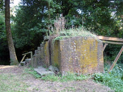 cascine di Tavola_il primo ponte in ferro_
