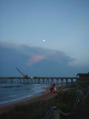 Pier repair (karrelbuck) Tags: beach florida atlanticocean staugustine eastcoast flaglerbeach palmcoast karrel karrelbuck hammockbeach