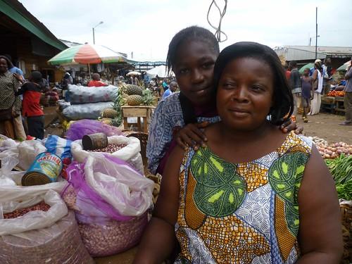 Sandga Market: Douala, Cameroon