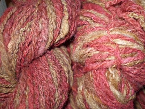 Border Leicester Wool Yarn