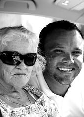 (paulRcsizmadia) Tags: grandma portrait bw blackwhite uncle paulrcsizmadia