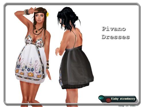 Pivano Dresses